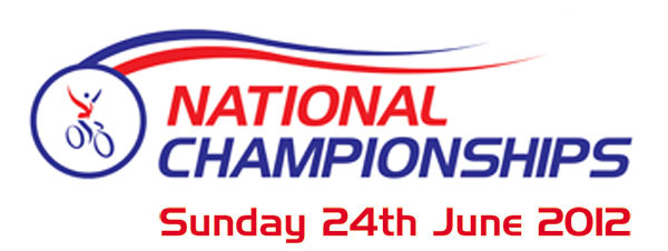 National Championships - Sunday 24th June 2012