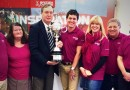 Yorkshire Awarded the Sunday Mirror Trophy