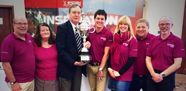 BC Yorkshire win the Sunday Mirror Trophy