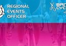 Vacancy – Regional Events Officer